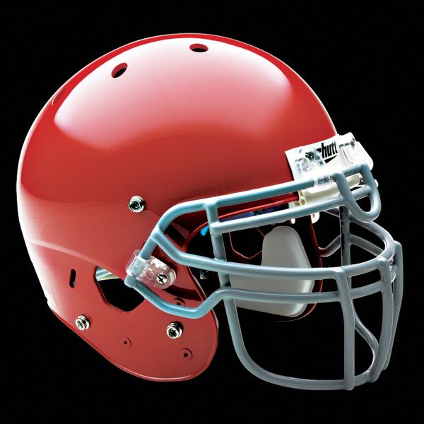Chrome Helmet Football Chrome Football Helmet